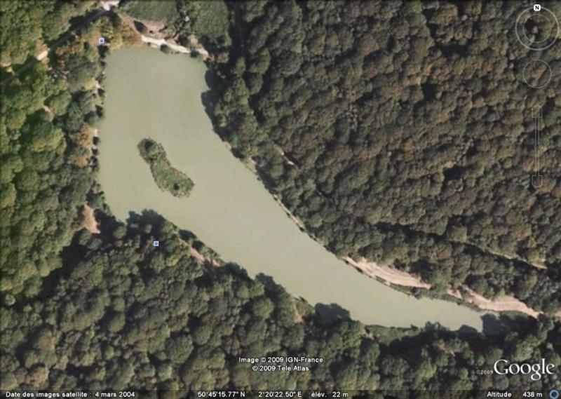 les étangs de arques [62] Le_lac10