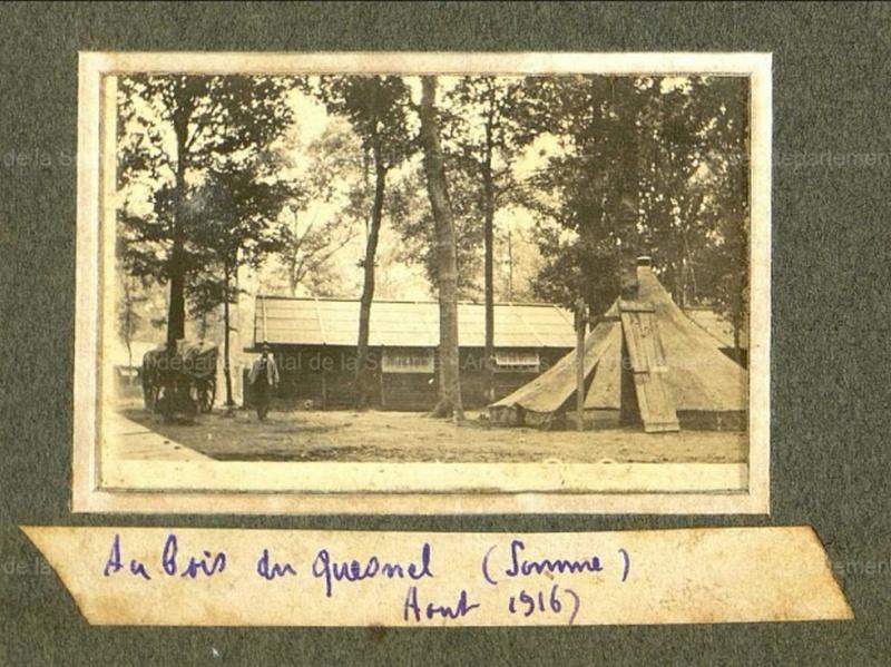 photos de LE QUESNEL pendant la guerre Bois_q10