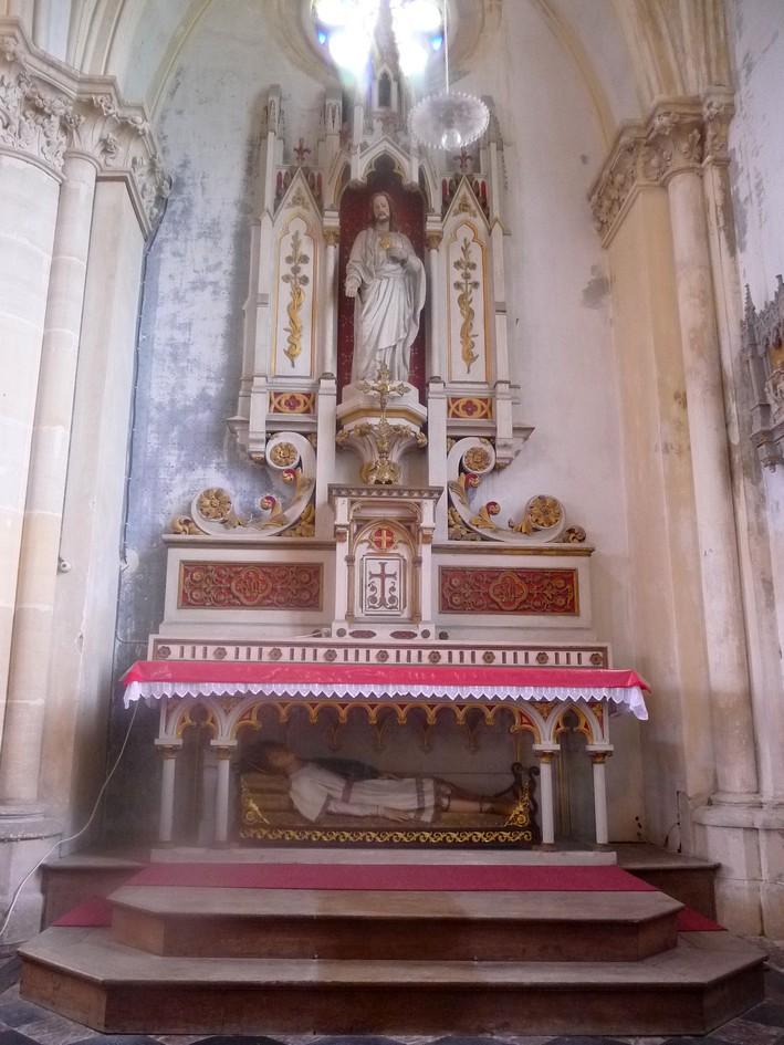 le culte de SAINT MARIUS E2010
