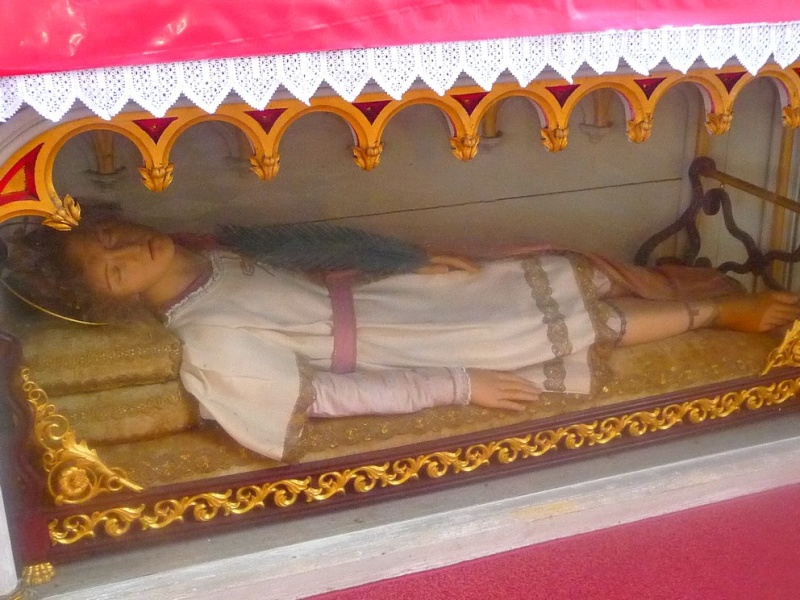le culte de SAINT MARIUS E2210