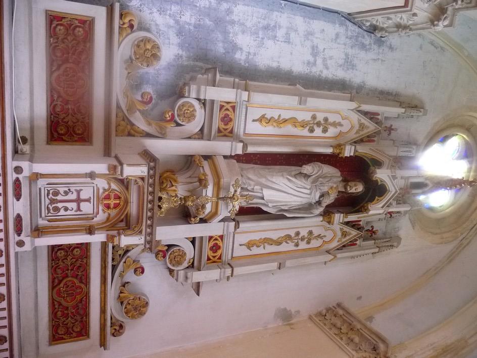 le culte de SAINT MARIUS E2310