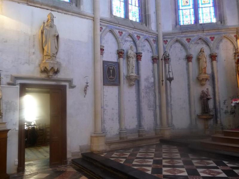 L'EGLISE de Le Quesnel : église Saint léger. E310