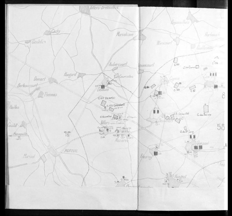 Position des camps pendant la guerre Sans_t17