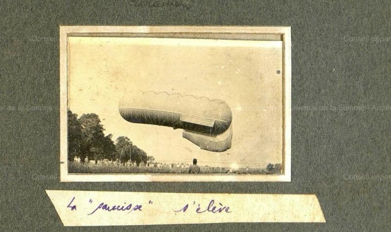 photos de LE QUESNEL pendant la guerre Saucis10