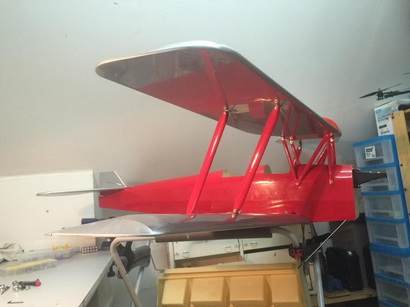 "Le nouveau venu! ""Tiger Moth + SAITO 20cc 4tps"" - Page 2 Img_1211"