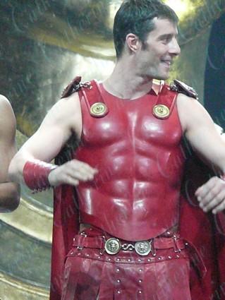 Cléopâtre : Ivan en Brutus Ivan0610