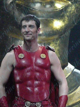 Cléopâtre : Ivan en Brutus Ivan0910