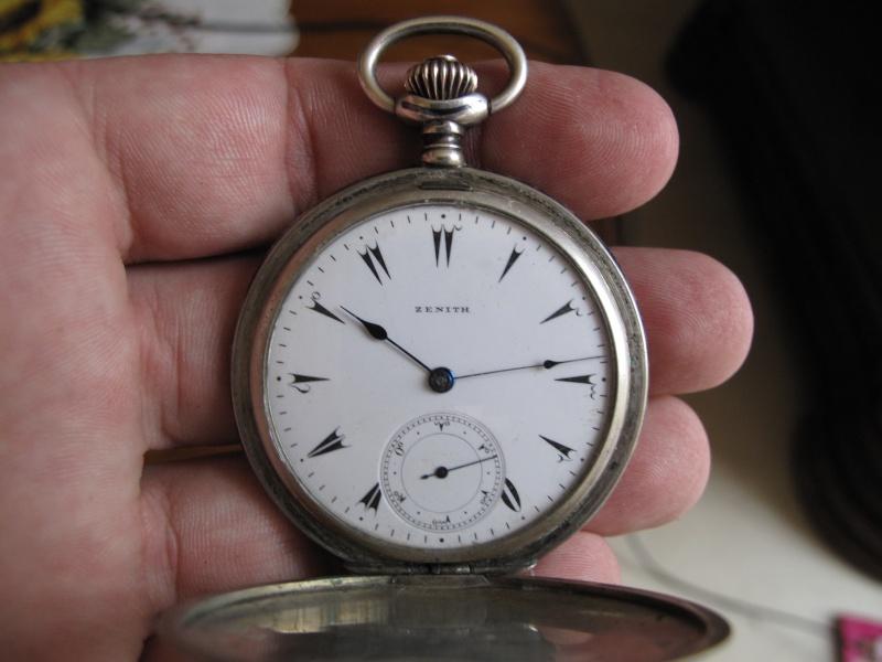 Pour changer des montres bracelets... Vos montres de poche Zenith ... Img_1010