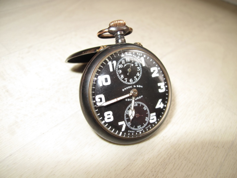 Pour changer des montres bracelets... Vos montres de poche Zenith ... Img_1011
