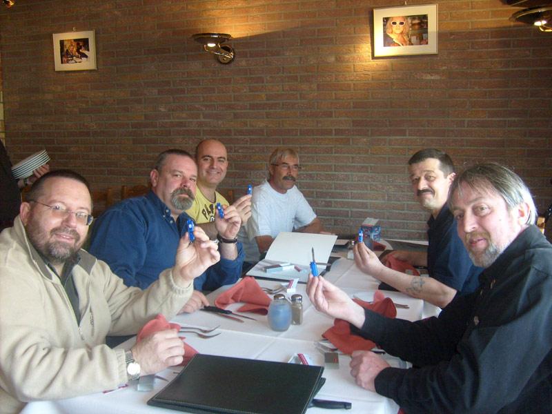 Réunion de membres à Quaregnon le 21 mars 2009 05_reu10
