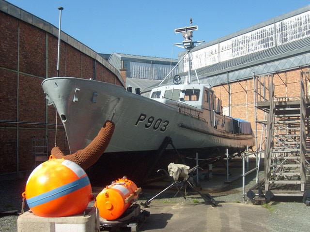 ex P903 MEUSE  (patrouilleur fluvial) 13_mus10