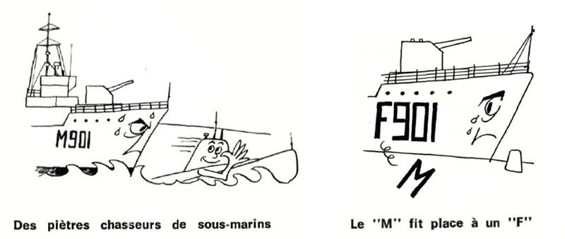 les frégates E71 : de la conception à la construction... 1970_a11