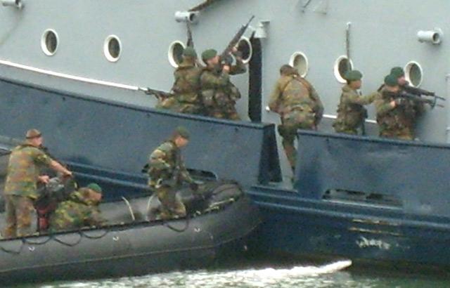 """Les infos sur le """"boarding team"""" du LOMA 34_cod10"""