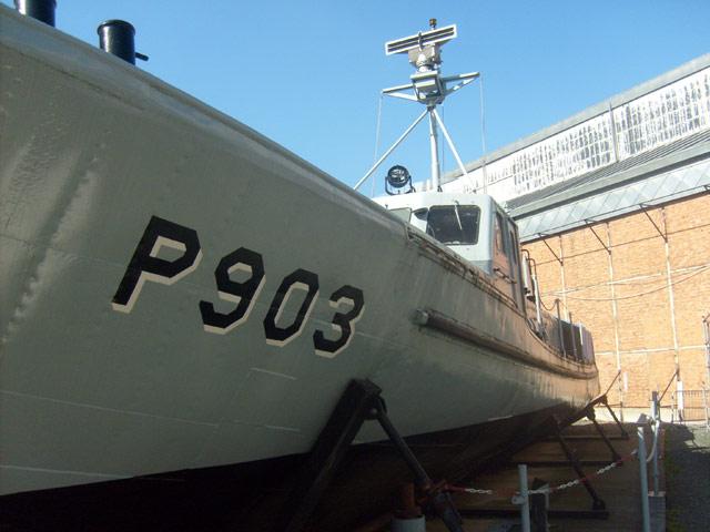 ex P903 MEUSE  (patrouilleur fluvial) 36_mus10