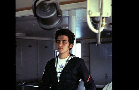 A961 ZINNIA voyage en Afrique en 1972 5-27-210