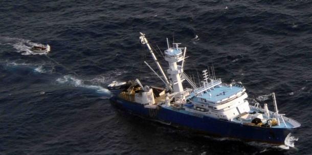 Des fusiliers marins en protection à bord des thoniers 610x187