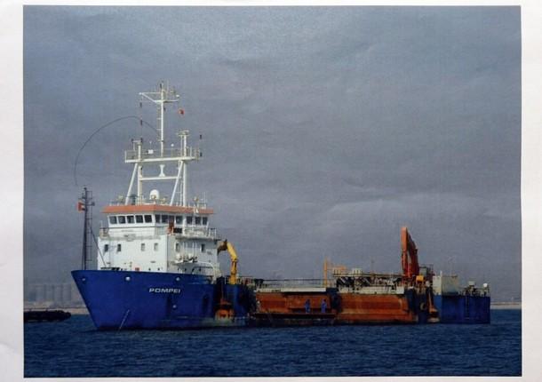 Des militaires belges pour protéger les navires marchands 610x26
