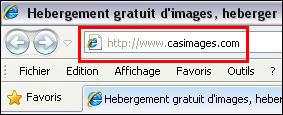 Comment mettre vos photos sur le forum ? - Page 2 Casima10