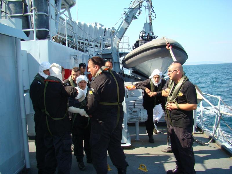 Bulgarian Navy - Marine Bulgare - Page 11 Dsc08611