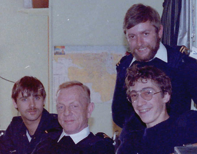 Ste Croix 1983 EGUERMIN 1984 Ergerm11