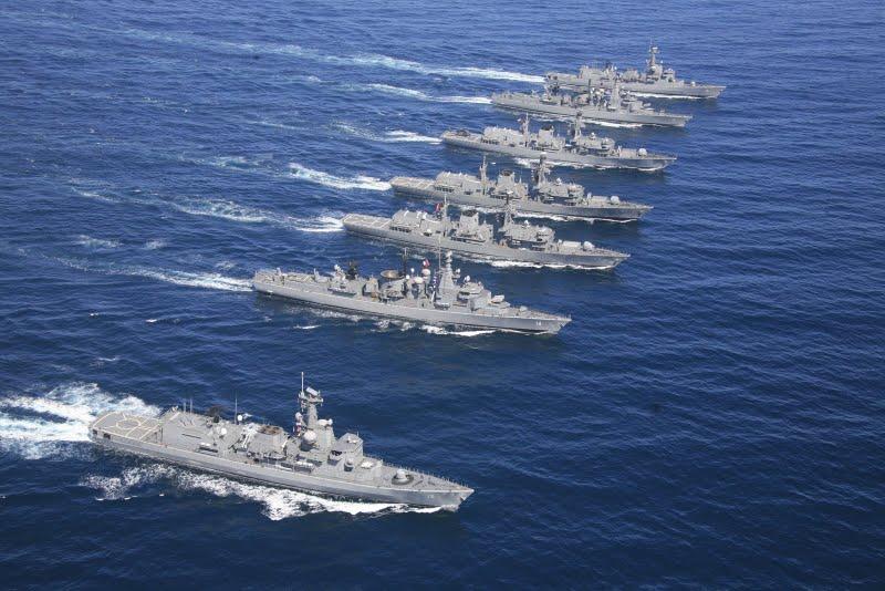 Chilean Navy - Marine du Chili Escuad10