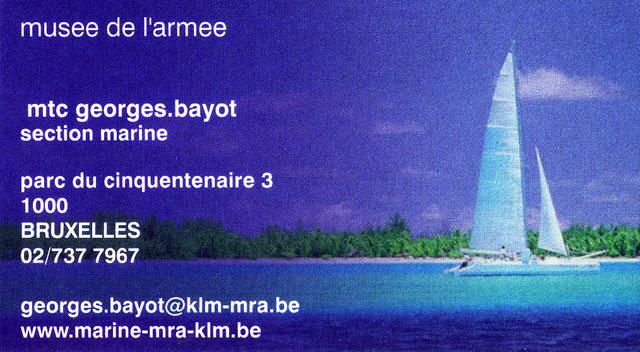 expositions des belges en corée Gorges10