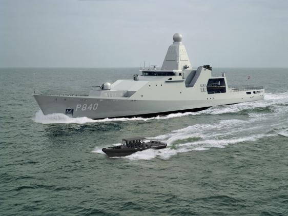 Portes ouvertes 2013 - Navy Days Zeebrugge 2013 Holand10