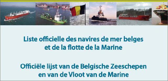 La liste de tous les navires battant pavillon belge Liste_10