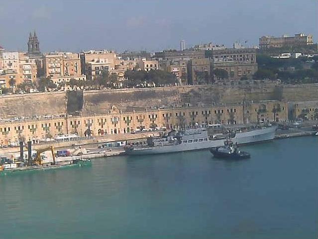 Photos en live des ports dans le monde (webcam) - Page 5 Malte_13