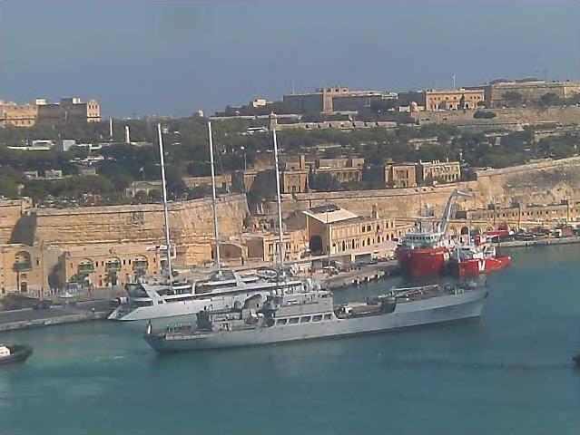 Photos en live des ports dans le monde (webcam) - Page 5 Malte_14