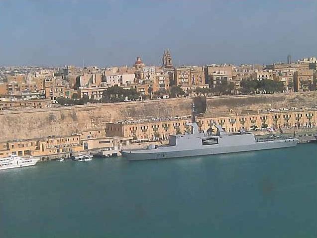 Photos en live des ports dans le monde (webcam) - Page 5 Malte_21