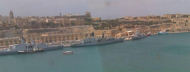 Photos en live des ports dans le monde (webcam) - Page 5 Malte_22