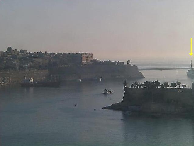 Photos en live des ports dans le monde (webcam) - Page 6 Malte_34