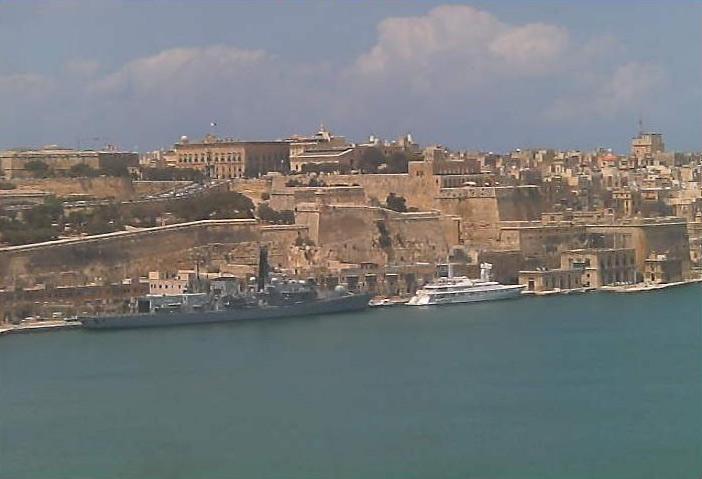 Photos en live des ports dans le monde (webcam) - Page 6 Malte_35