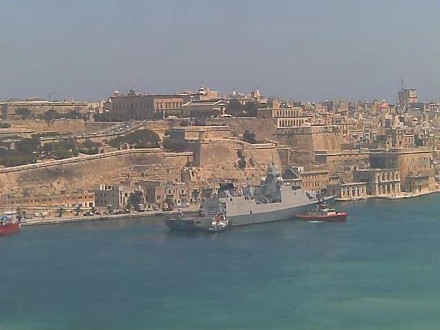 Photos en live des ports dans le monde (webcam) - Page 6 Malte_37