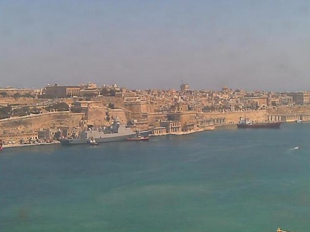 Photos en live des ports dans le monde (webcam) - Page 6 Malte_38