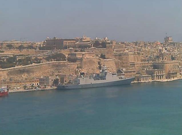 Photos en live des ports dans le monde (webcam) - Page 6 Malte_39