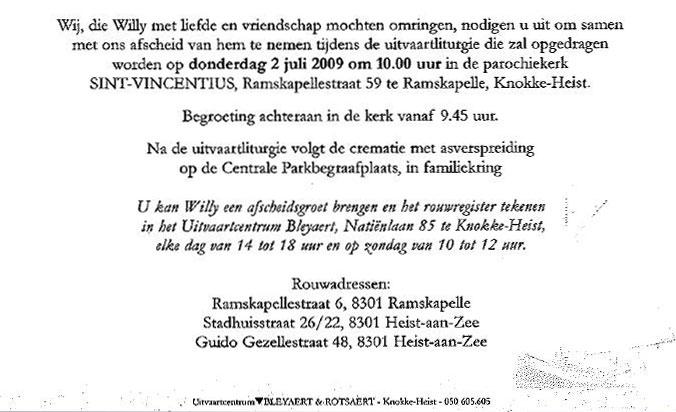 Déces - Overlijden (1) - Page 6 Marcou11