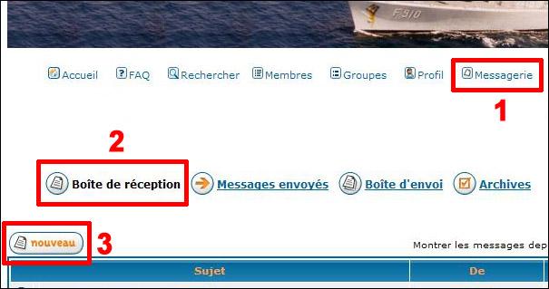 Comment envoyer/recevoir un Message Privé ? Mp_0110