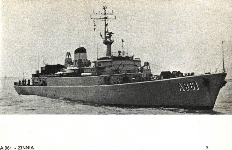 La Force Navale en 1971 N_flot27