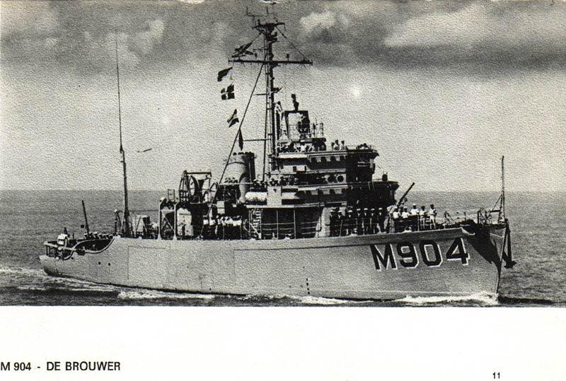 La Force Navale en 1971 N_flot31