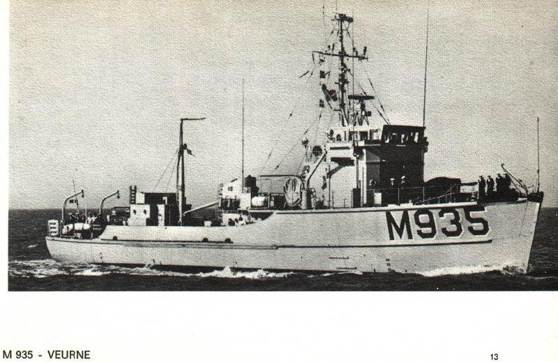 La Force Navale en 1971 N_flot35