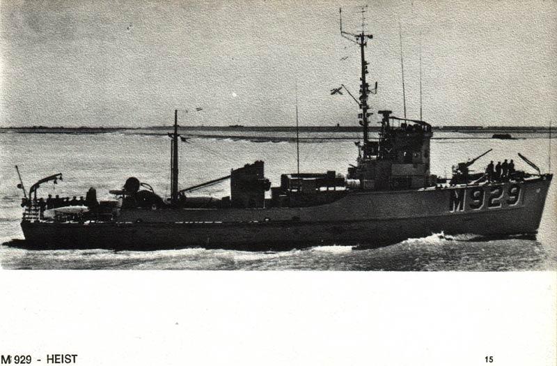 La Force Navale en 1971 N_flot38