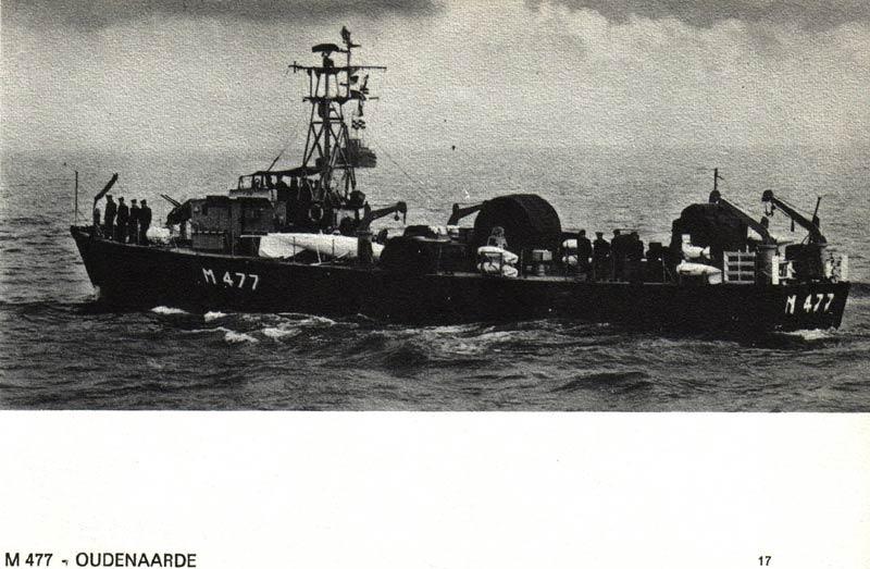 La Force Navale en 1971 N_flot46