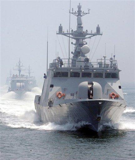 Republic of Korea Navy - Marine de la Corée du Sud - Page 2 Nav_co10