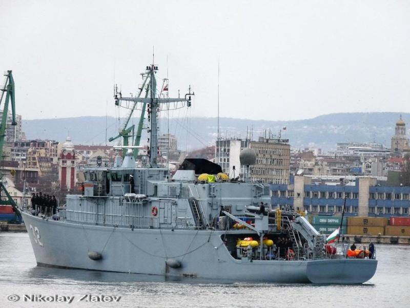 Bulgarian Navy - Marine Bulgare - Page 9 P1030617