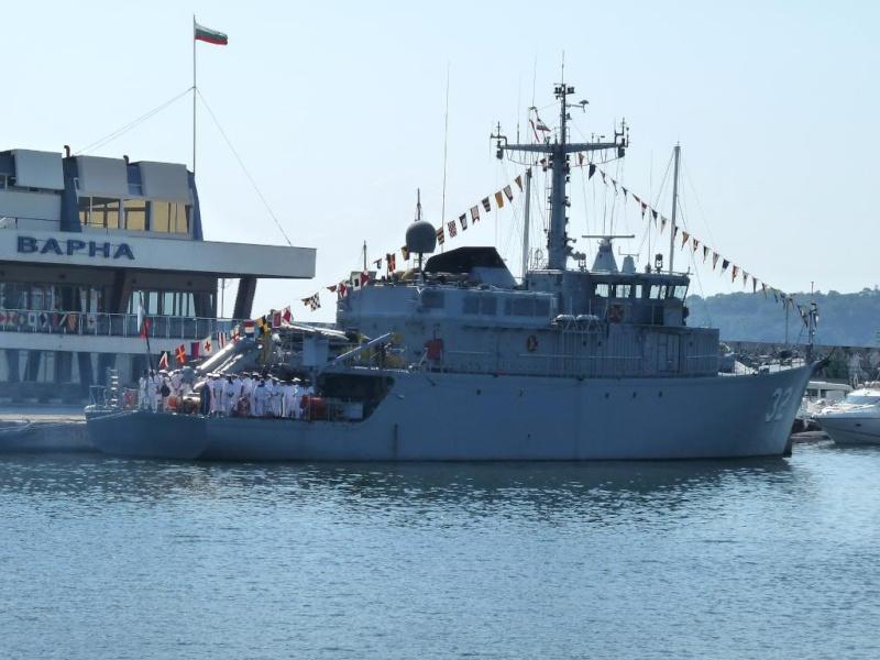 Bulgarian Navy - Marine Bulgare - Page 11 P1100410