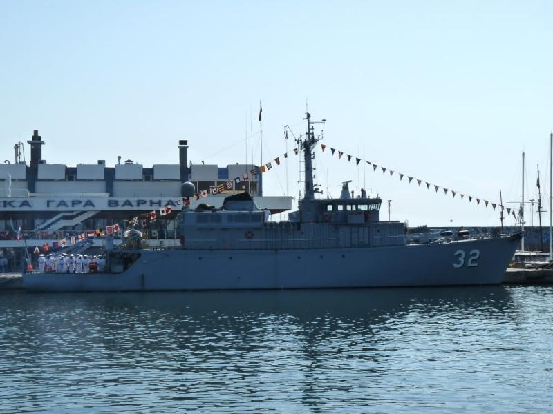 Bulgarian Navy - Marine Bulgare - Page 11 P1100413