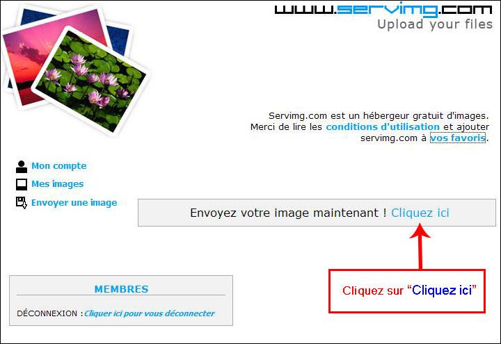 Comment mettre vos photos sur le forum ? - Page 2 Servin29