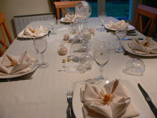"""ma table """"un monde de bulle"""" P1040314"""